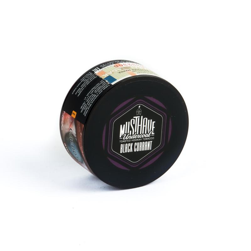 Табак Must Have Black сurrant (Черная смородина) 25 г