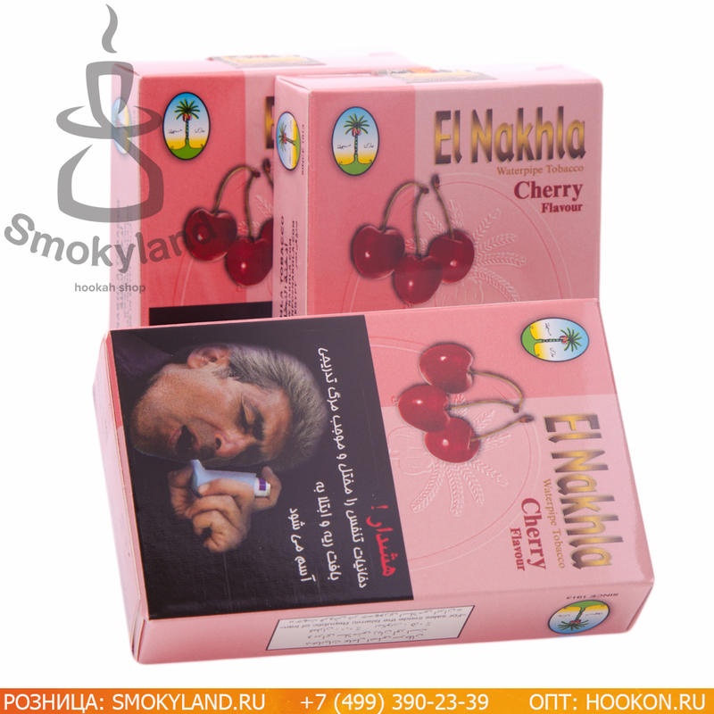 Табак El Nakhla Classic Cherry (Вишня) 50 г