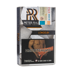 Табак Peter RALF Longgun (Лонган с Карамболой) 50 г