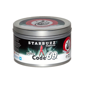 Табак StarBuzz Code 69 (Фрукты, цитрус, ваниль) 250 г
