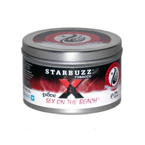 Табак StarBuzz Sex On The Beach (Вишня, ананас, цитрусовые) 250 г