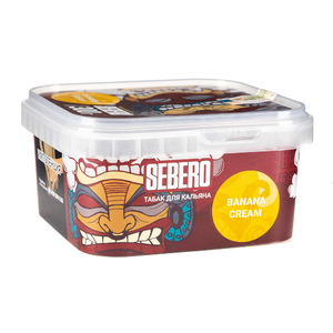 Табак Sebero Banana Cream (Банановый крем)  300 г