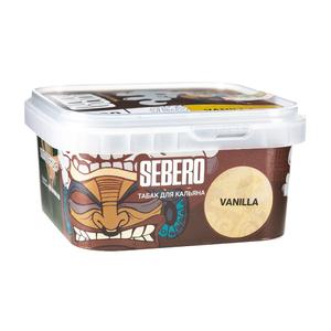 Табак Sebero 300 г Vanilla (Ваниль)