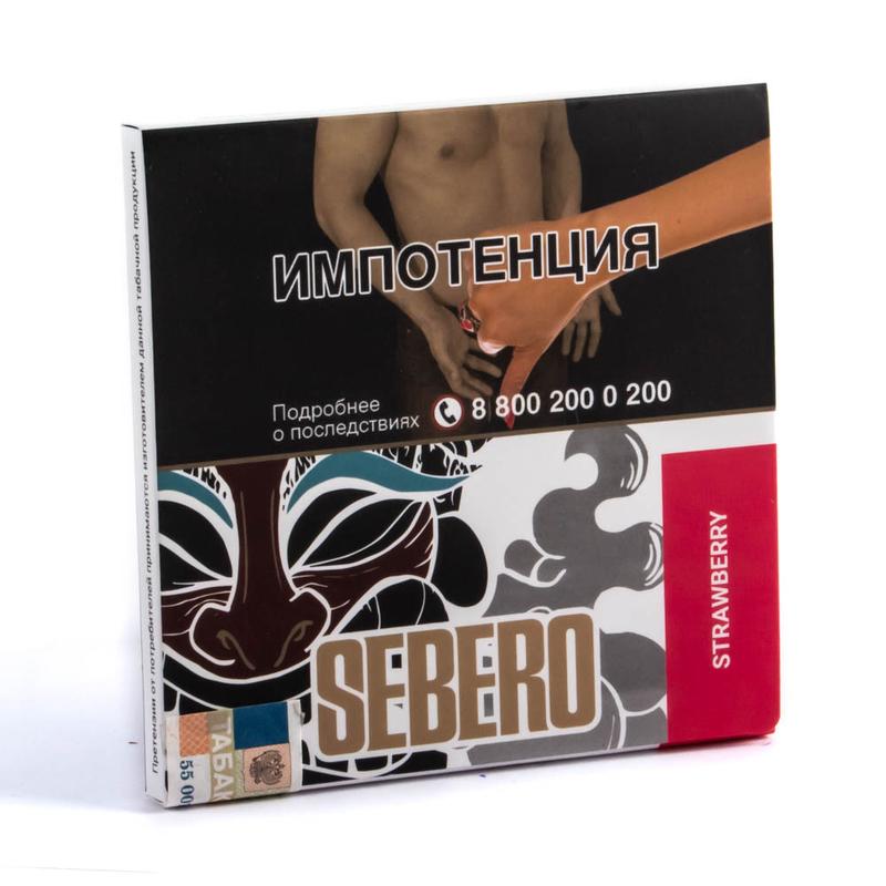 Табак Sebero Strawberry (Клубника) 40 г