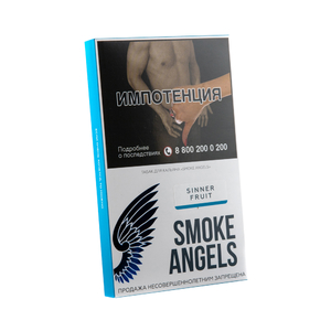 Табак Smoke Angels Sinner Fruit (Ананас) 100 г