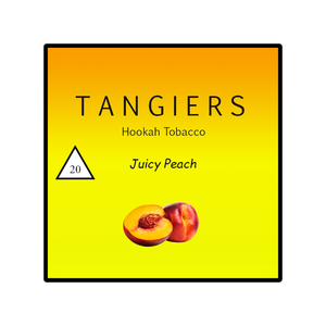 Табак Tangiers NOIR Juicy Peach (Персик) 250 г