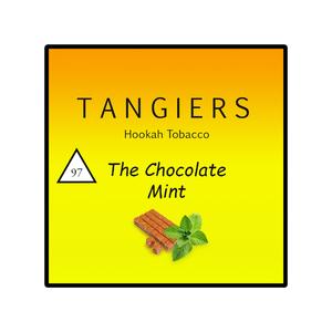 Табак Tangiers Noir The Chocolate Mint (Шоколад мята) 250 г