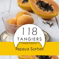 Табак Tangiers Noir Papaya Sorbet (Папайя) 100 г