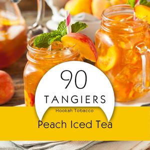 Табак Tangiers NOIR Peach Iced Tea (Ледяной персиковый чай) 250 г