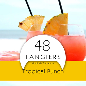 Табак Tangiers Noir Tropical Punch (Пунш) 100 г