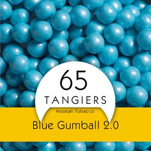 Табак Tangiers Noir Blue Gumball 2.0 (Синяя жвачка) 100 г