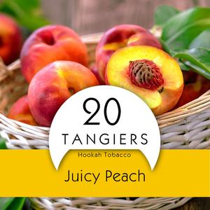 Табак Tangiers Noir Juicy Peach (Персик) 100 г