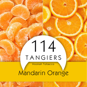 Табак Tangiers Noir Mandarin Orange (Мандарин апельсин) 100 г