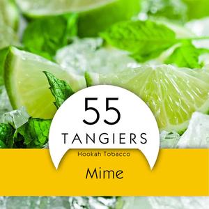 Табак Tangiers Noir Mime (Лайм мята) 250 г