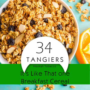 Табак Tangiers Birquq Its Like That One Breakfast Cereal (Цитрусовый завтрак) 100 г