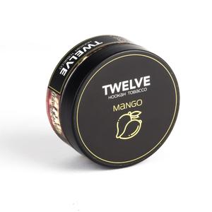 Табак Twelve Mango (Манго) 100 г