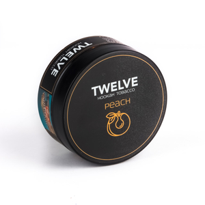 Табак Twelve Peach (Персик) 100 г