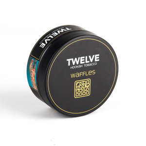 Табак Twelve Wafles (Вафли) 100 г