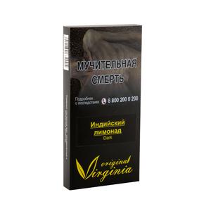 Табак Original Virginia Dark Индийский Лимонад (Манго Клубника Базилик) 50 г