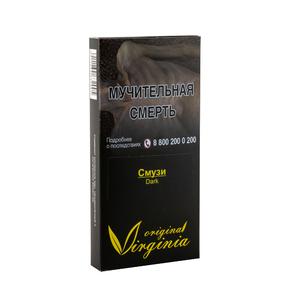 Табак Original Virginia Dark Смузи (Ягоды Цитрусы Гуава Личи) 50 г