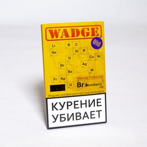 Табак WADGE OLD BROMBERRY (Ежевика) 100 г