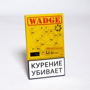 Табак WADGE CARBON LIMIUM (Лимон-лайм) 100 г