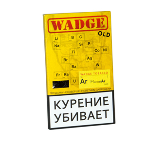 Табак WADGE OLD MANMAR (Тропический) 100 г
