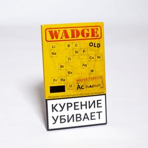 Табак WADGE OLD PEACHIUM (Персик) 100 г