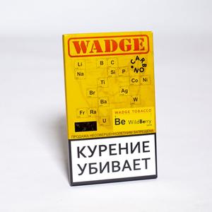 Табак WADGE CARBON WILDBERRY (Ягоды) 100 г