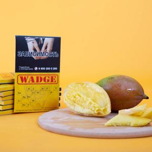Табак Wadge Oxygen Spiced Mango (Пряный манго) 100 г