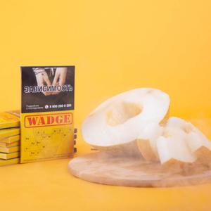 Табак Wadge Titanium Melon (Дыня) 100 г