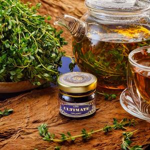 Табак WTO Ultimate Organic Caribbean Blend Mountain Thyme (ВТО Ультимейт Карибский бленд Горный чабрец) 250 г