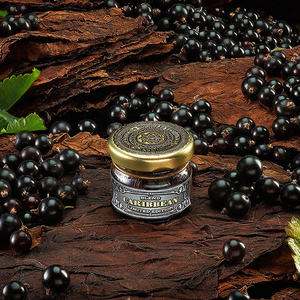 Табак WTO Caribbean Blend Black Currant (ВТО Карибский бленд Чёрная смородина) 250 г