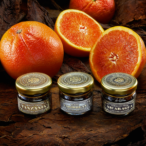 Табак WTO Caribbean Blend Sicilian Orange (ВТО Карибский Бленд Сицилийский Апельсин) 20 г