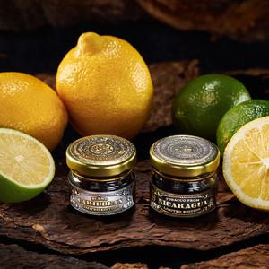 Табак WTO Caribbean Blend Lime Lemon (ВТО Карибский бленд лимон лайм) 250 г