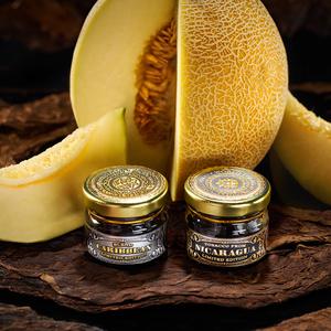 Табак WTO Caribbean blend Melon (ВТО Карибский бленд Дыня) 250 г