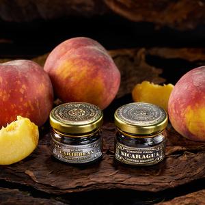 Табак WTO Caribbean Blend Peach (ВТО Карибский бленд Персик) 250 г
