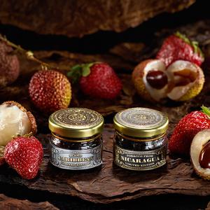 Табак WTO Caribbean Blend Lychee-Strawberry (ВТО Карибский бленд Клубника Личи) 250 г