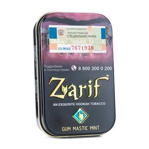 Табак Zarif Gum Mastic Mint (Сосновая смола Мята) 50 г