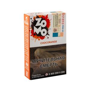 Табак ZOMO Chocorange (Шоколад Апельсин) 50 г