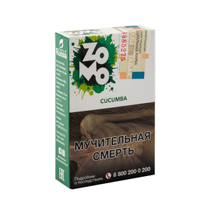 Табак ZOMO Cucumba (Огурец Мята) 50 г