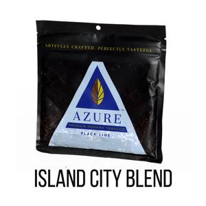 Табак Azure Island City Blend (Тропические фрукты) 250 г