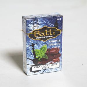 Табак Balli Mint Chocolate Chill (Шоколад мята) 50 г