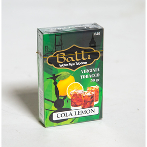 Табак Balli Cola Lemon (Кола лимон) 50 г