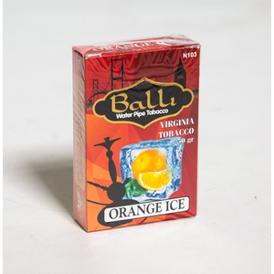 Табак Balli Orange Ice (Апесльин лёд) 50 г