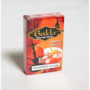Табак Balli Strawberry Coctail (Клубничный коктейль) 50 г