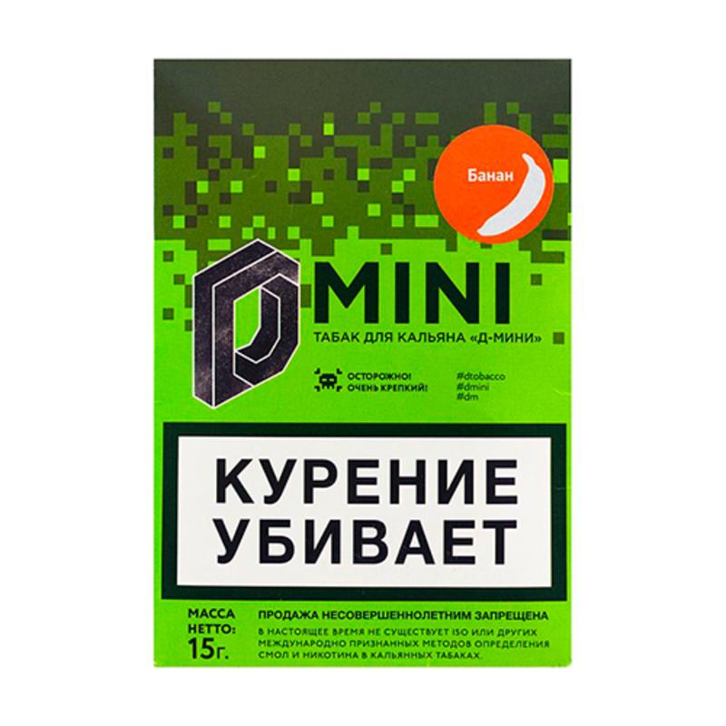 Табак D-Mini (Банан) 15 г