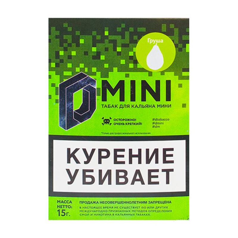 Табак D-Mini (Груша) 15 г
