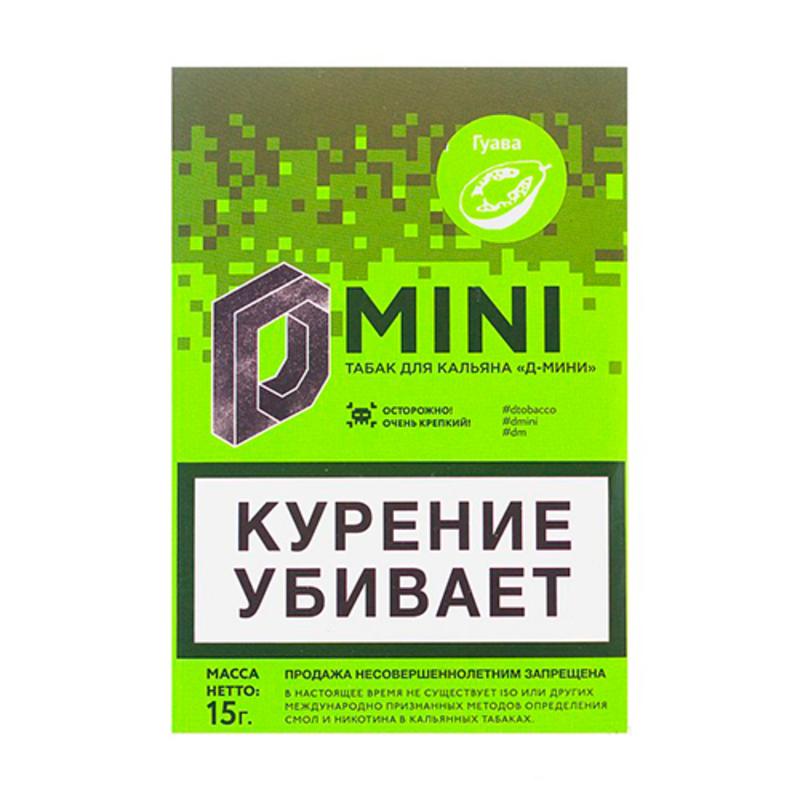 Табак D-Mini (Гуава) 15 г