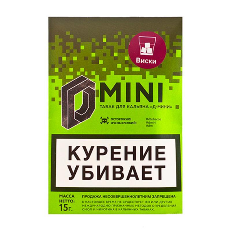 Табак D-Mini (Виски) 15 г